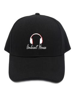 Ambient House - Headphones Baseball Cap