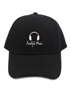 Freestyle Music - Headphones Baseball Cap