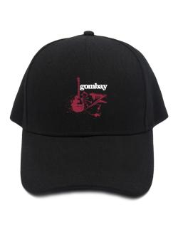Gombay - Feel The Music Baseball Cap