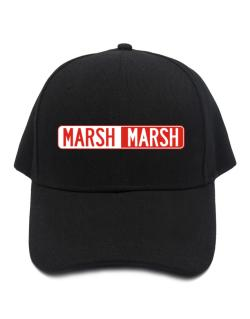Negative Marsh Baseball Cap