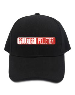 Negative Pelletier Baseball Cap