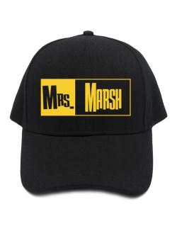Mrs. Marsh Baseball Cap