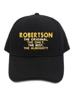 Robertson The Original Baseball Cap