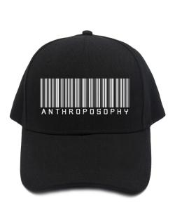 Anthroposophy - Barcode Baseball Cap