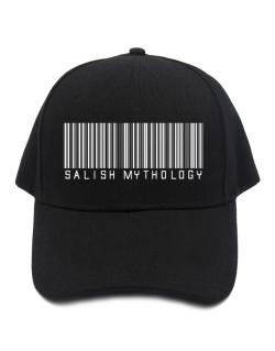 Salish Mythology - Barcode Baseball Cap