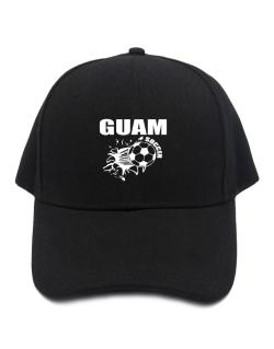 All Soccer Guam Baseball Cap
