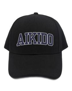 Aikido Athletic Dept Baseball Cap
