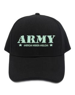 Army American Mission Anglican Baseball Cap