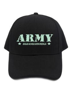 Army Jerusalem And Middle Eastern Episcopalian Baseball Cap