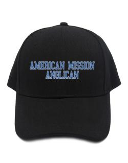 American Mission Anglican - Simple Athletic Baseball Cap