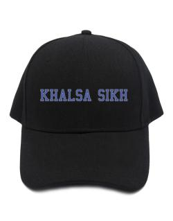 Khalsa Sikh - Simple Athletic Baseball Cap