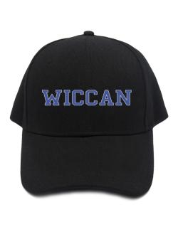 Wiccan - Simple Athletic Baseball Cap