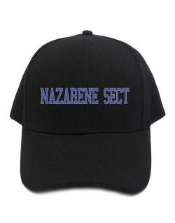 Nazarene Sect - Simple Athletic Baseball Cap