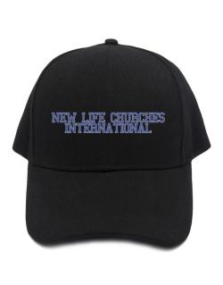 New Life Churches International - Simple Athletic Baseball Cap