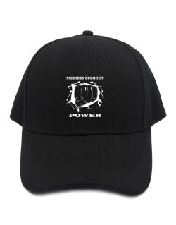 Nichiren Buddhist Power Baseball Cap