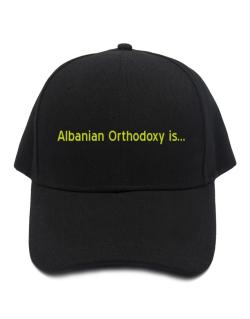 Albanian Orthodoxy Is Baseball Cap