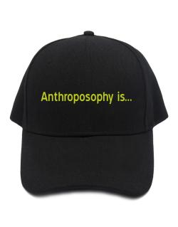 Anthroposophy Is Baseball Cap