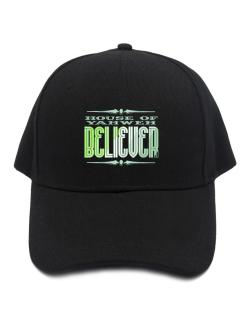 House Of Yahweh Believer Baseball Cap