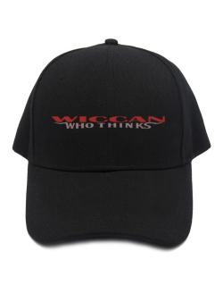 Wiccan Who Thinks Baseball Cap