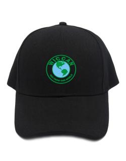 Wiccan Not From This World Baseball Cap