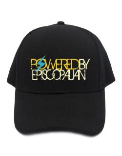 Powered By Episcopalian Baseball Cap