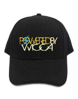 Powered By Wicca Baseball Cap