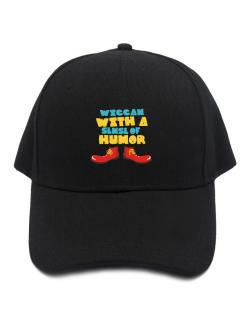 Wiccan With A Sense Of Humor Baseball Cap