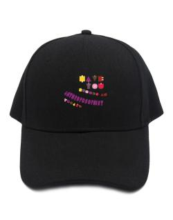 Have You Hugged An Anthroposophist Today? Baseball Cap