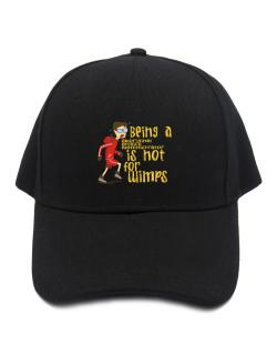 Being An Aboriginal Affairs Administrator Is Not For Wimps Baseball Cap