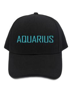 Aquarius Basic / Simple Baseball Cap