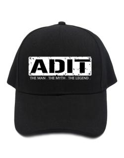 Adit : The Man - The Myth - The Legend Baseball Cap