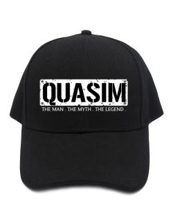 Quasim : The Man - The Myth - The Legend Baseball Cap