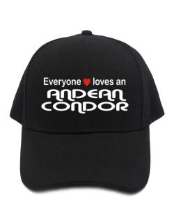 Everyones Loves Andean Condor Baseball Cap