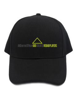 God Rebab Players Baseball Cap