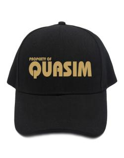Property Of Quasim Baseball Cap