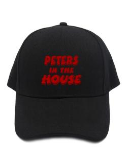 Peters In The House Baseball Cap