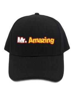 Mr. Amazing Baseball Cap