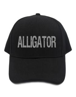 Alligator - Vintage Baseball Cap