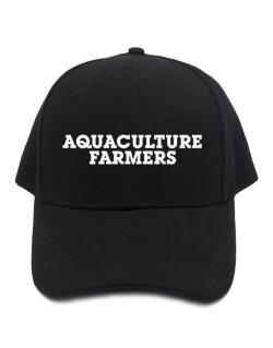 Aquaculture Farmers Simple Baseball Cap