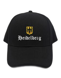 Heidelberg Germany Baseball Cap