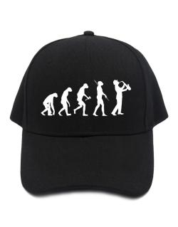 Gorra de Saxophone Player Evolution