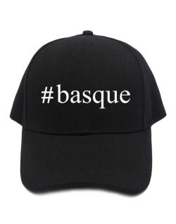 #Basque - Hashtag Baseball Cap