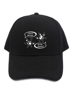 I Lost an Electron Are You Positive Baseball Cap