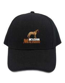 Belgian malinois cute dog Baseball Cap