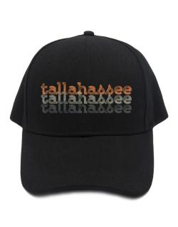 Tallahassee repeat retro Baseball Cap