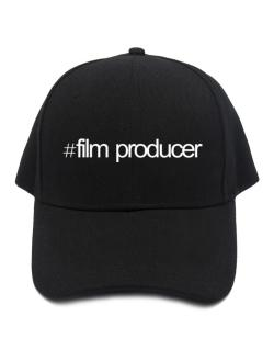 Hashtag Film Producer Baseball Cap