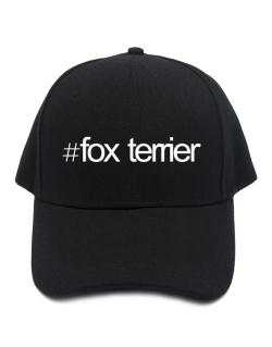 Hashtag Fox Terrier Baseball Cap