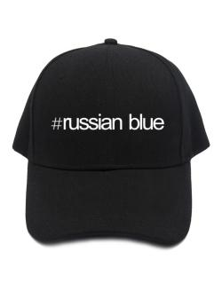 Hashtag Russian Blue Baseball Cap