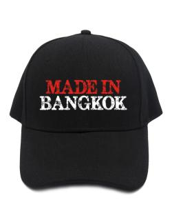 Made in Bangkok Baseball Cap