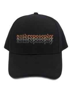 Anthroposophy repeat retro Baseball Cap